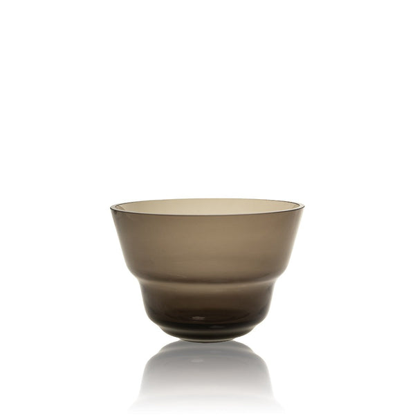 Medium Bowl in Midnight Grey Colour from Shadows collection by KLIMCHI