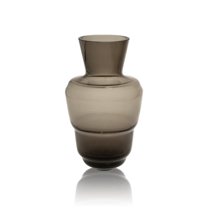 Midnight Grey Vase from Shadows collection