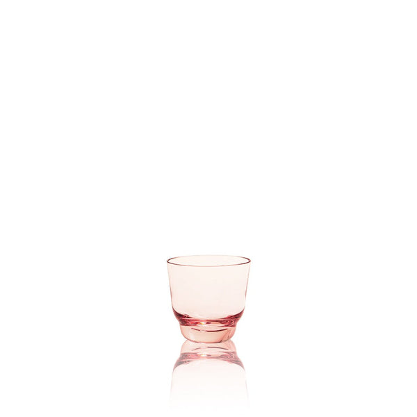 Suede Pink Espresso Cup from Shadows collection by KLIMCHI