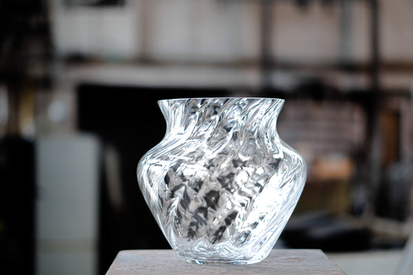 Focused photo to Marika Crystal Large Vase