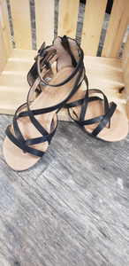 Charming Charlie Sandals Womens 7