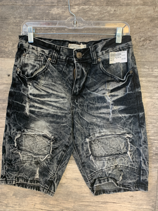 Blue Cult Shorts Size 28