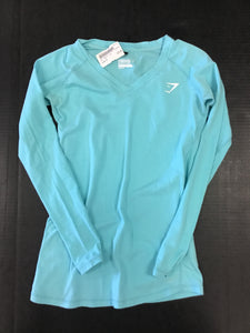 Womens Long Sleeve T-Shirt Size Extra Small