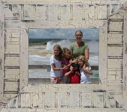 Kennebunkport 6x6 Frame - Picture - Shop - Rustic Wooden