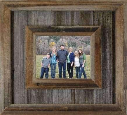 Cheyenne 20x30 Frame - Picture - Shop - Rustic Wooden