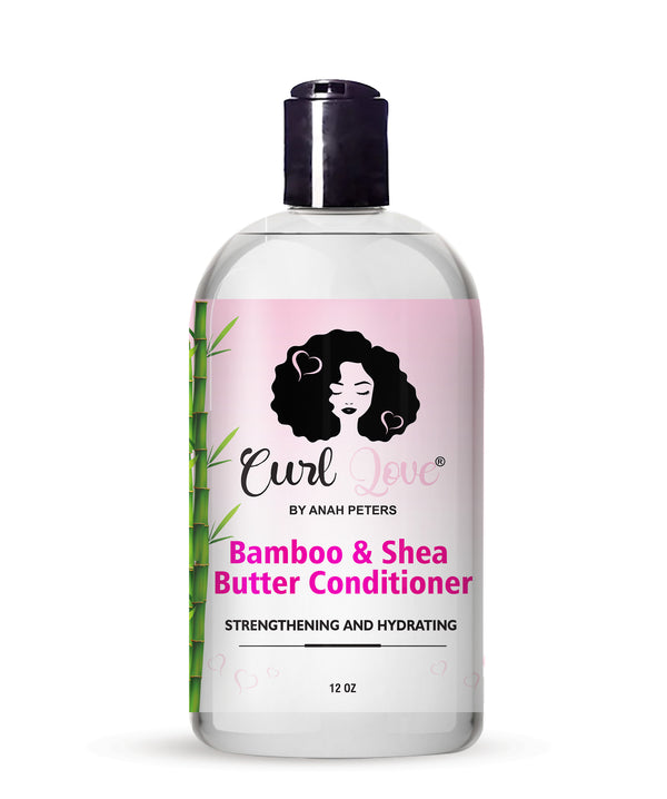 Bamboo & Shea Butter Conditioner