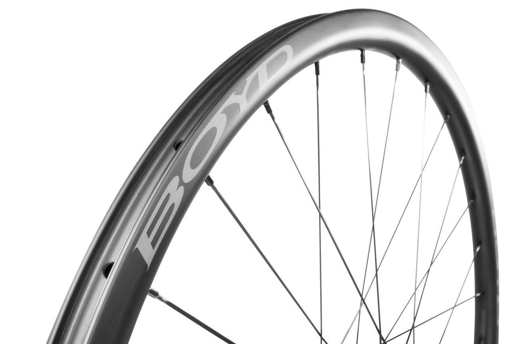 Boyd Carbon Clinchers for Disc Brakes