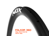 NOX Falkor 36D Disc Wheels