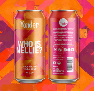 Yonder - Who is Nellie - 7% Sour 440ml can