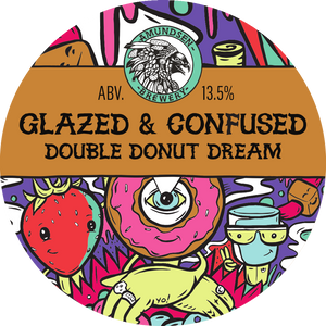 7. Amundsen - Glazed & Confused - 13.5% Pastry Stout