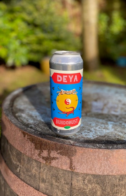 Deya - Bundobust Pale Ale - 5% Pale Ale 500ml can