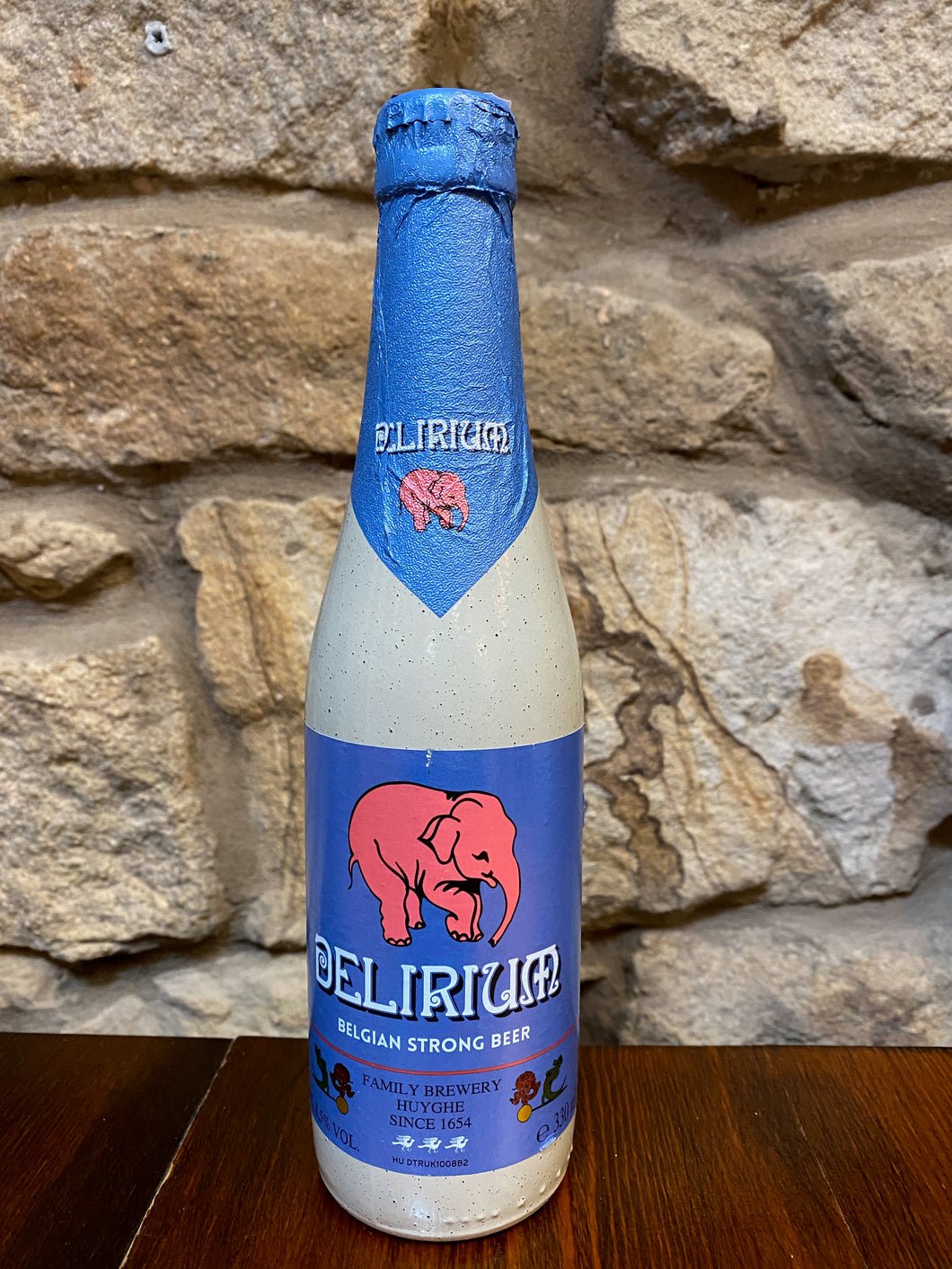 Huyghe Brewery - Delirium Tremens - Strong Golden Ale - 8.5% 330ml bottle