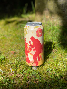 Brew York - Juice Forsyth - 5.0% - Pale Ale 440ml can.