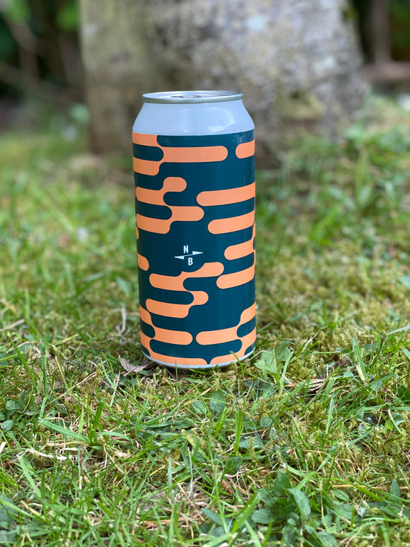 North - Metronomic - 6.5% West Coast IPA 440ml can