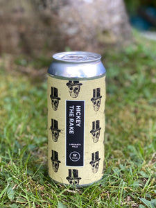Wylam - Hickey the Rake - 4.2% Pale Ale 400ml can.