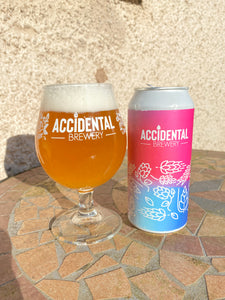Accidental - Norwegian Pale Ale - 5.1% pale 440 ml can.
