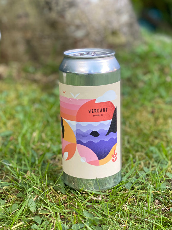Verdant - Some Fifty - 5.2% New England Pale 440ml can