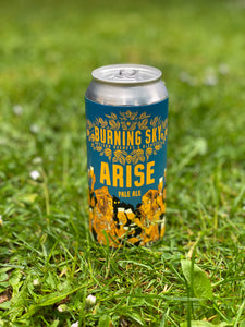 Burning Sky - Arise - 4.4% Pale ale 440ml can.