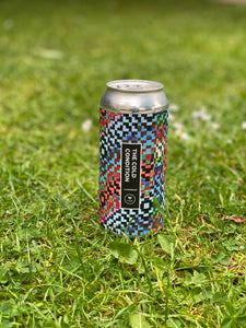 Wylam - The Cold Condition - 4.8% Lager 440ml can.