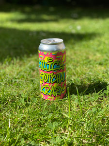 Dry & Bitter - Juicy Gotcha Krazy - 8% DIPA 440ml can.