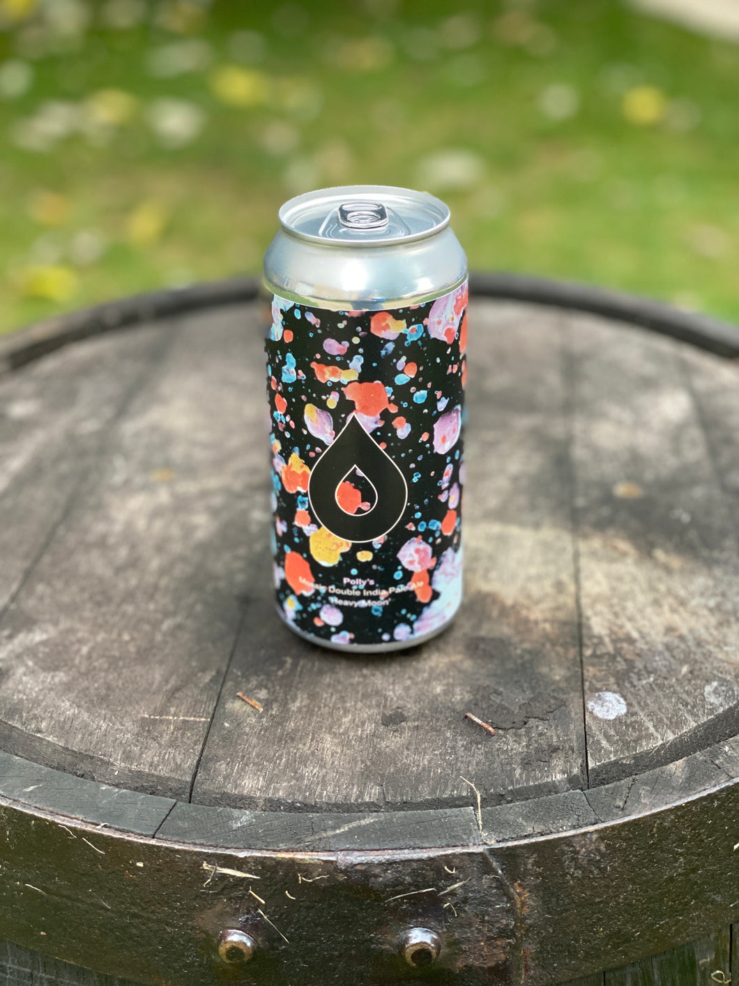 Pollys - Heavy Moon - 8.2% DIPA 440ml can