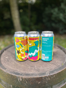 LHG - Missing Steps - 6.9% NEIPA 440ml can