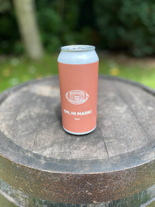 Pomona Island - Oh, Hi Mark - 4.7% Pale Ale 440ml can