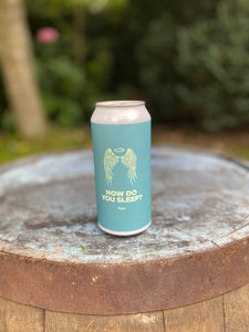 Pomona Island - How Do You Sleep - 5.3% Pale Ale 440ml can