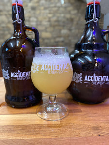 3. Accidental - Whiter Shade of Pale - 4.7% DDH Pale Ale