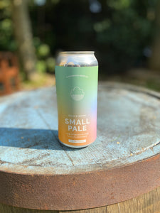 Cloudwater - Small Pale - 2.8% pale ale 440ml can