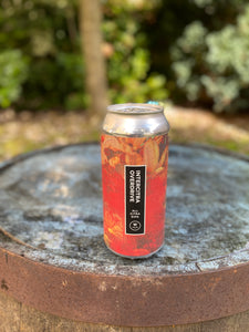 Wylam - Intercitra Overdrive - 8.3% DIPA 440ml can.