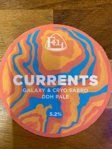 10. Fell - Currents - 5.2% - DDH Pale