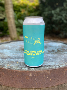 Pomona Island - PEW PEW PEW PEWPEWPEW PEW PEW - 5.6% DDH Pale - 440ml can