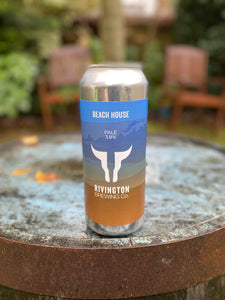 Rivington - Beach House - 3.8% Pale 500ml can