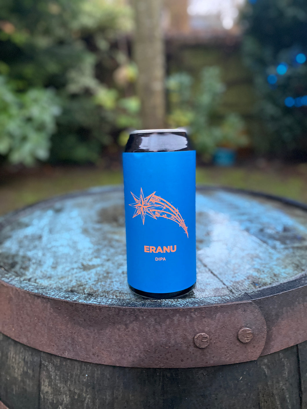 Pomona Island - Eranu - 8% DIPA 440ml can