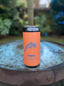 Pomona Island - Uvavu - 8% Sour DIPA 440ml can.