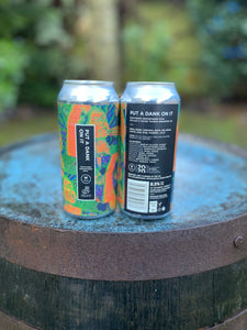 Wylam - Put a Dank On It. - 8.5% DIPA 440ml can