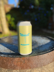 Pomona Island - Phaedra - 5.3% Pale ale 440ml can.