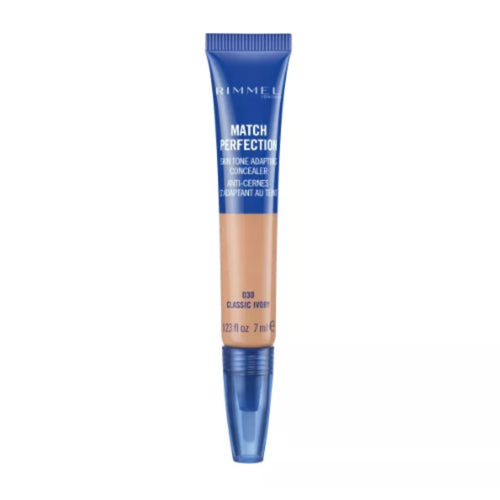 RIMMEL FACE MATCH PERFECTION CONCEALER 030 CLASSIC IVORY (0370) RIM1047