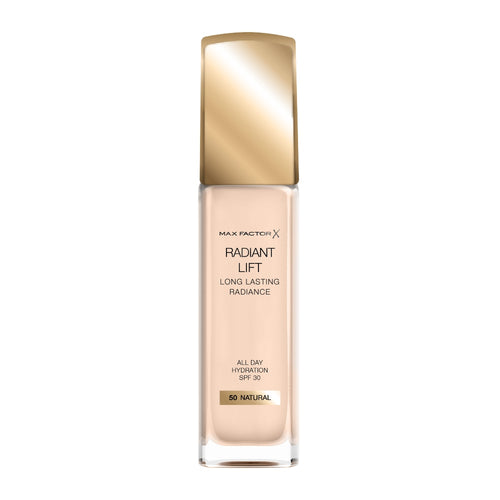MF FACE RADIANT LIFT FDN 050 NATURAL (0588)