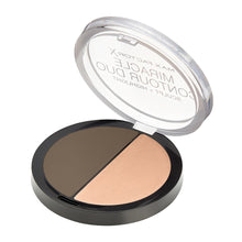 Load image into Gallery viewer, MF FACE MIRACLE CONTOUR DUO PALETTE MEDIUM DEEP 79 (8644)