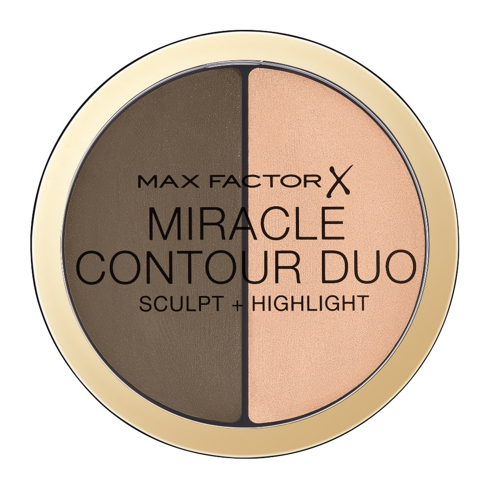MF FACE MIRACLE CONTOUR DUO PALETTE MEDIUM DEEP 79 (8644)