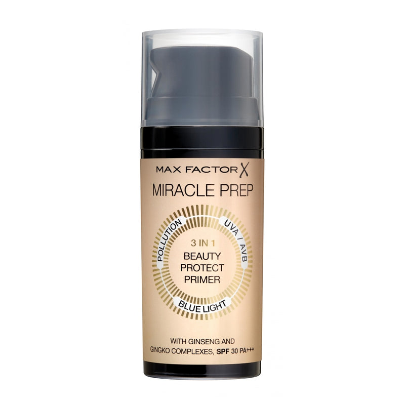 MF FACE MIRACLE PREP PROTECT BEAUTY PRIMER  (7941)