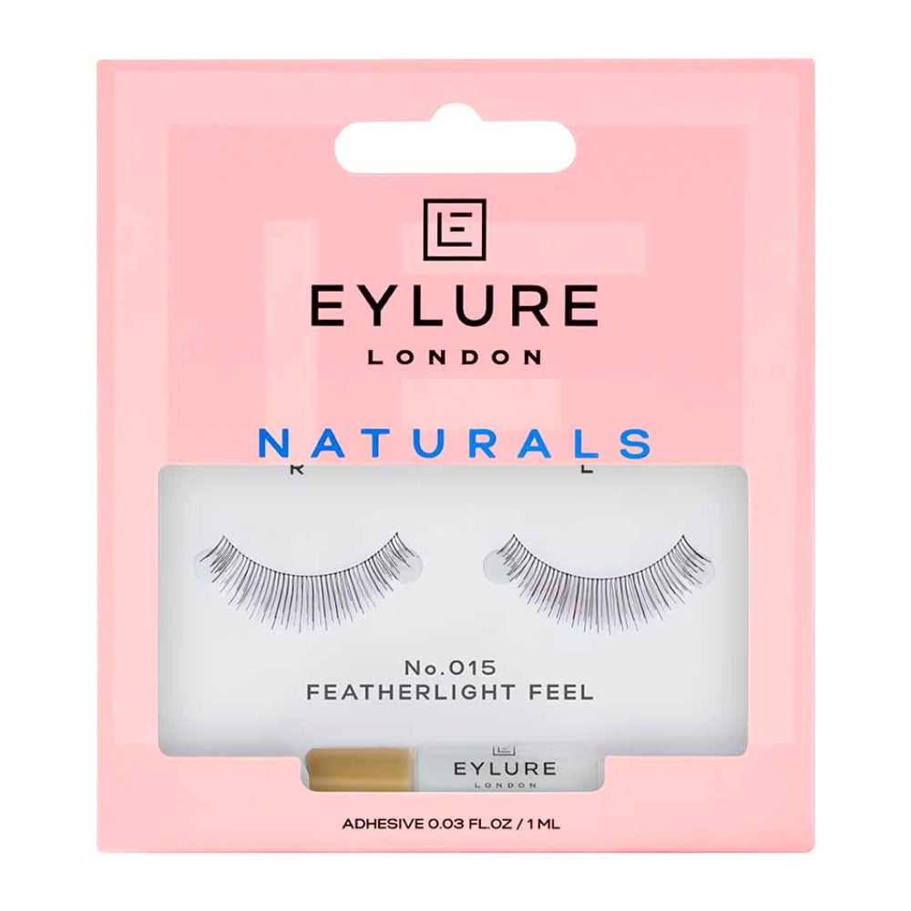 EYLURE FALSE LASHES NATURALS 015 (1879) EYE036