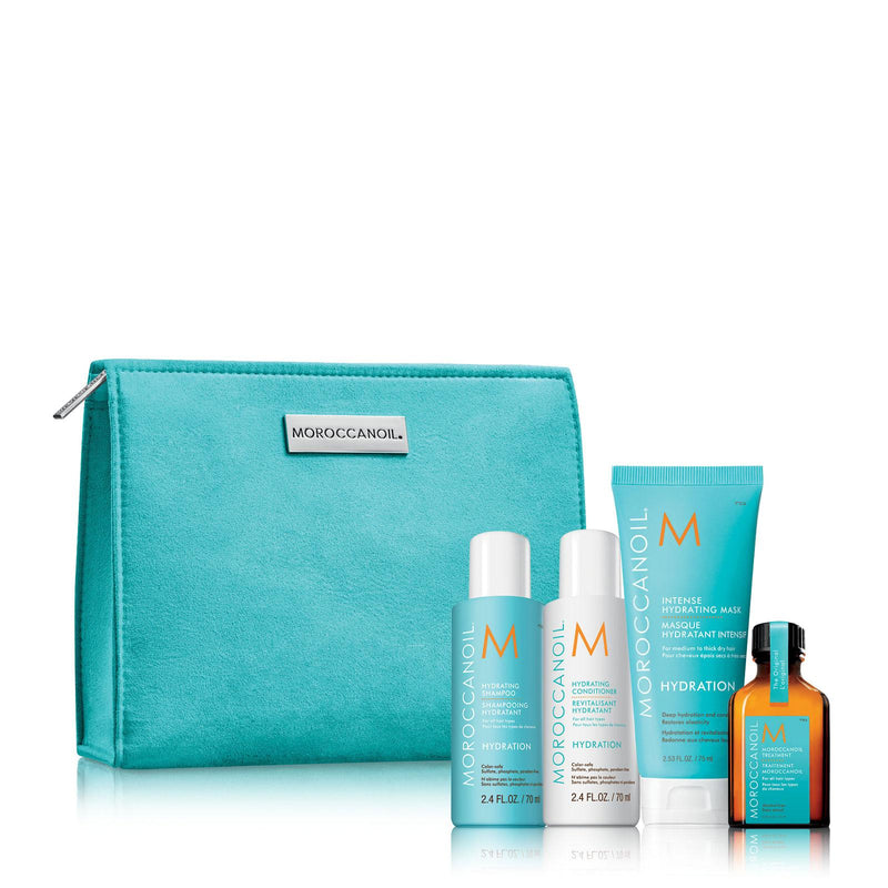 Moroccanoil Hydration On Go Bag (70ml)