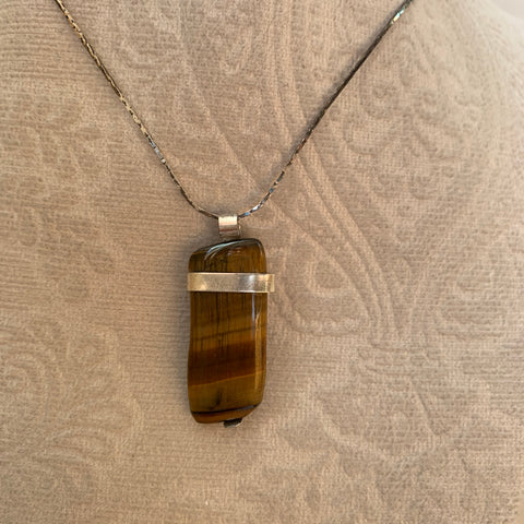 Golden Tiger Eye pendant