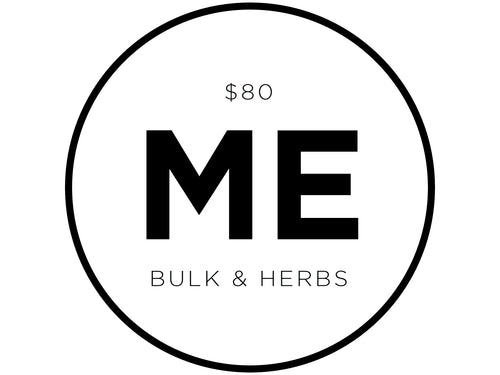 Stay Home Bulk + Herbs
