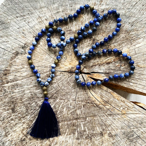 108 Bead Mala Necklace | CALM