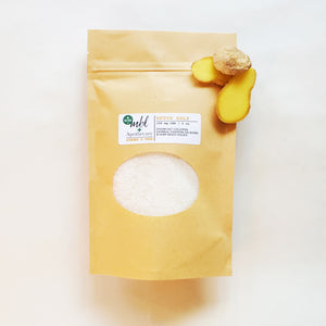 Detox Salts | Ginger Tea Tree