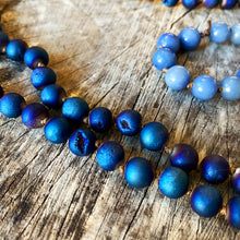 Load image into Gallery viewer, 108 Bead Mala Necklace | AWAKEN